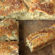 Batterway Cheese & Herb Focaccia