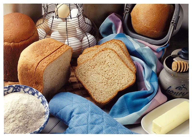 whole wheat honey bread machine recipes