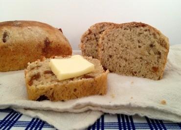 Date Banana Bread