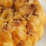 """Caramel Crown Coffee Cake 