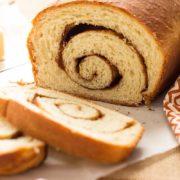 Cinnamon Swirl Loaves