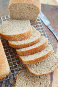 Dilly Caraway Rye Bread