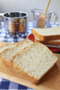 Gluten Free Farmhouse Buttermilk Bread