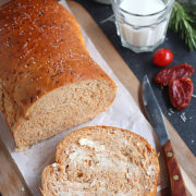 Sundried Tomato Cheese Bread