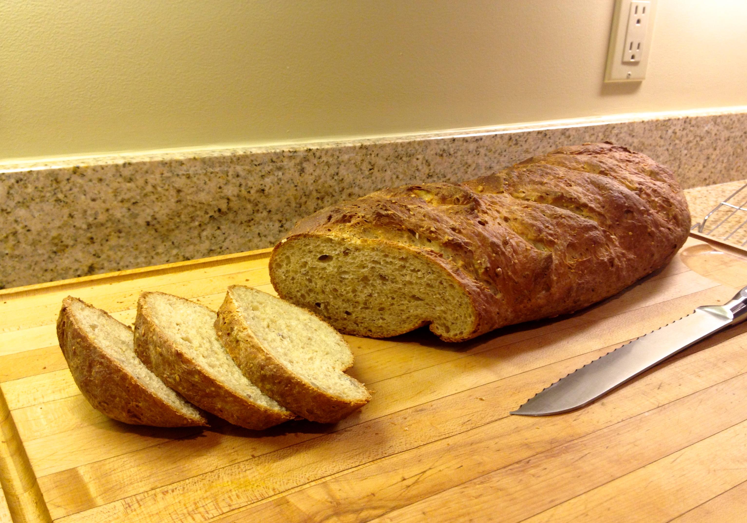 multigrain cottage cheese bread red star yeast