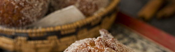 Cinnamon Sugar Malasadas (Hawaiian Doughnuts)