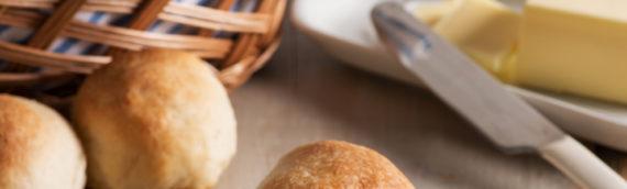 Quick Buttermilk Yeast Rolls