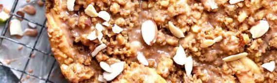 Almond Streusel Sweet Rolls