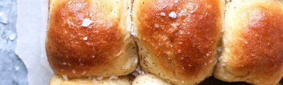 Brown Butter Dinner Rolls