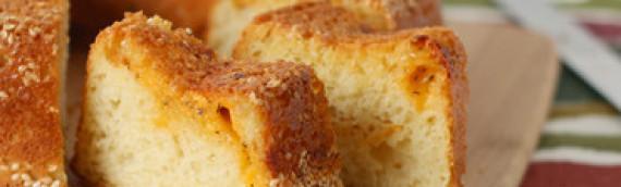 Easy Cheesy Loaf