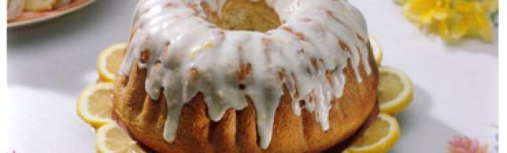 Lemon Poppy Seed Coffeecake