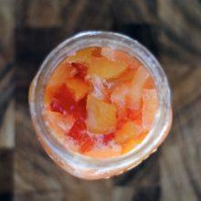 Vintage Fruit Sauce