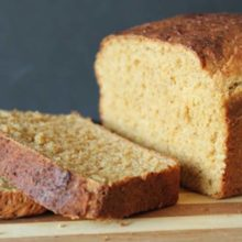 Wheat Germ Bread | Wheat germ gives a subtle nuttiness, and molasses adds a real depth of flavor to this hearty bread. Find recipe at redstaryeast.com.