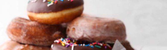 Yeast Doughnuts – 3 Ways