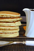 Yeast Pancakes recipe