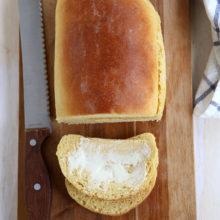 Yeasted Honey Cornbread