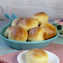 Angel Rolls | Light and feathery, these rolls will be a family favorite! Find recipe at redstaryeast.com.