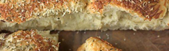 Batterway Cheese & Herb Focaccia