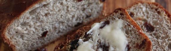 Batterway Prune & Spice Bread