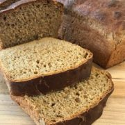 Batterway Rye Bread | An easy no-knead rye bread that's full of flavor! Find recipe at redstaryeast.com.