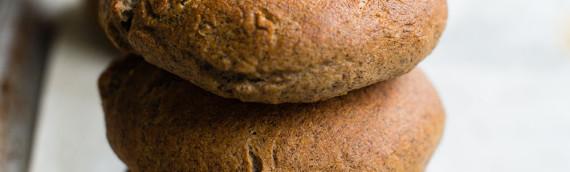 Buckwheat Gluten Free Bagels