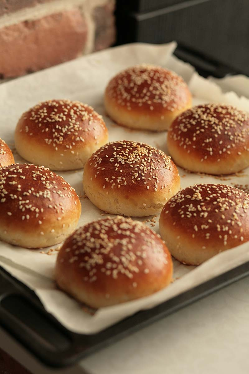 burger buns red star yeast. Black Bedroom Furniture Sets. Home Design Ideas