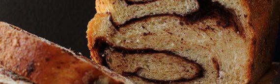 Chocolate Cinnamon Babka