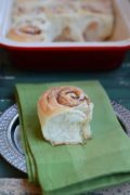 Cinnamon Buns | Make these cinnamon rolls a weekend morning tradition! Recipe makes a large batch - perfect for sharing! Find recipe and video at redstaryeast.com.