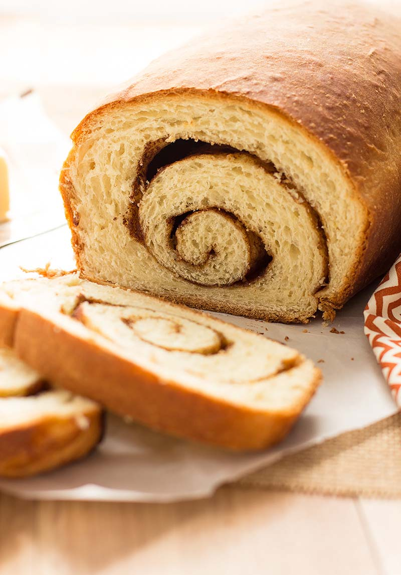 Cinnamon Swirl Bread Red Star Yeast