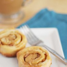 Cottage Cheese Sweet Rolls | The cottage cheese helps make these sweet rolls soft and fluffy. Find recipe at redstaryeast.com.