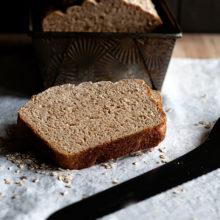 Country Oatmeal Bread recipe