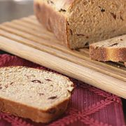 Cranberry Nut Bread | This delicious sweet bread is chock-full of nuts and dried, sweetened cranberries, making it the perfect bread for a holiday breakfast, or for that matter, any time of the year. Find recipe at redstaryeast.com.