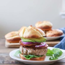 Gluten Free Hamburger Buns | Your burgers deserve a delicious homemade bun! Find recipe at redstaryeast.com.