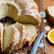 Gluten Free Orange Cardamom Cake recipe