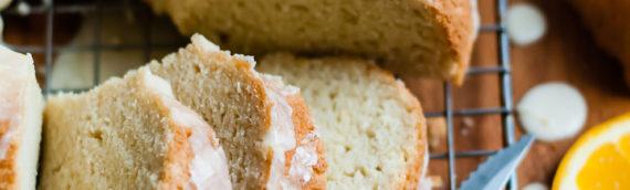 Orange Cardamom Gluten Free Yeast-Raised Cake