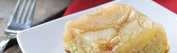 Golden Delicious Apple Squares