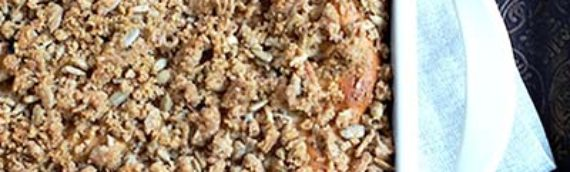 Granola Crunch Coffeecake