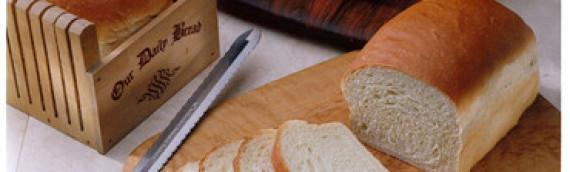 Hearty White Bread