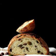 Mediterranean Olive Bread recipe