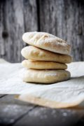 Pita Bread | Eaten plain, or with your favorite dip or fillings, this pita bread is sure to please! Find recipe at redstaryeast.com.