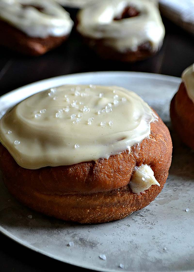 Pumpkin Yeast Doughnuts Red Star Yeast