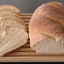 San Francisco Sourdough Bread | With a crisp crust, a light crumb, and a tangy taste, this sourdough bread is an excellent version of the world-famous bread from the City by the Bay. Find recipe at redstaryeast.com.