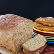 Santa Fe Chili Bread | Try serving this bread with a favorite Tex-Mex dish, or use to make grilled cheddar cheese sandwiches. Find recipe at redstaryeast.com.