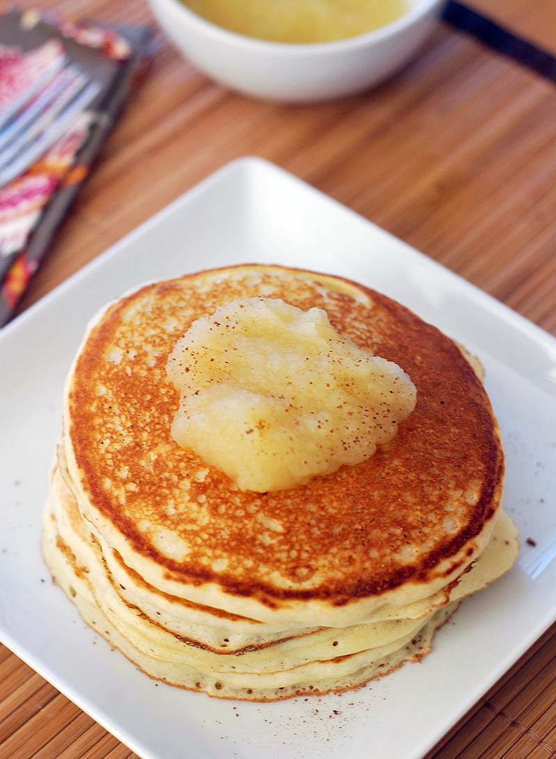 Spicy Yeast Pancakes Red Star Yeast