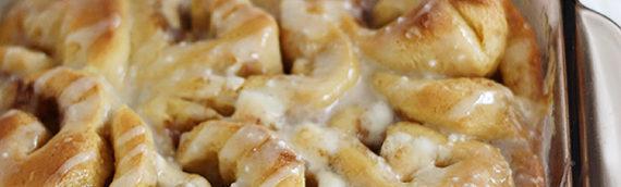 Sweet Potato Marshmallow Cinnamon Rolls