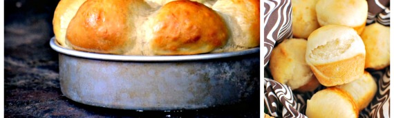 Six of our favorite Homemade Dinner Rolls recipes