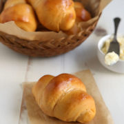 Sweet Potato Crescent Rolls