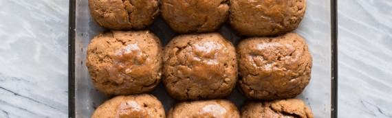 Gluten Free Oatmeal Molasses Rolls
