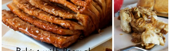 Pecan Recipes for National Pecan Day!