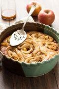 Caramel Apple Cinnamon Sweet Rolls | Buttery caramel sauce and tender chunks of fresh apples rolled between layers of sweet bread. Find recipe at redstaryeast.com.
